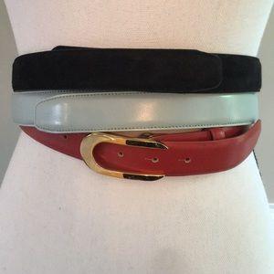 Vintage Italian Leather
